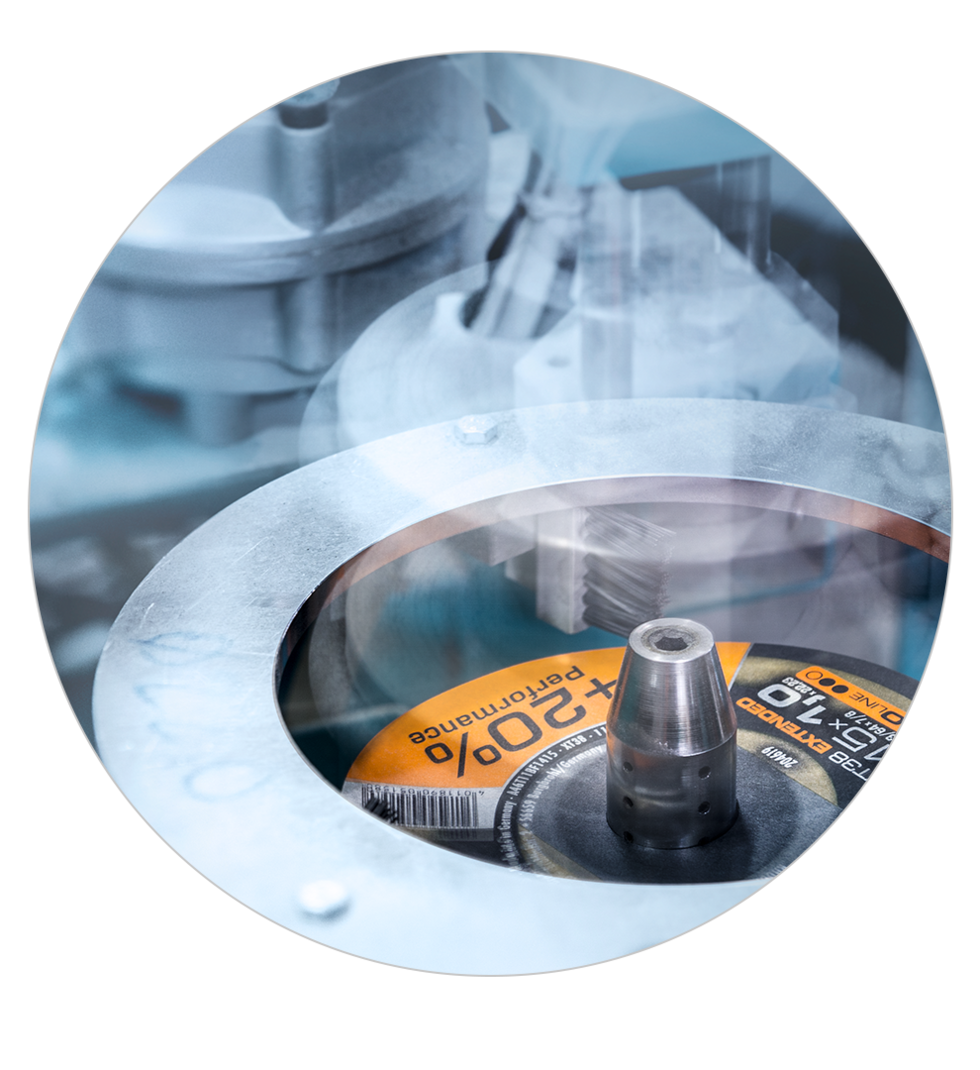 RHODIUS grinding disc