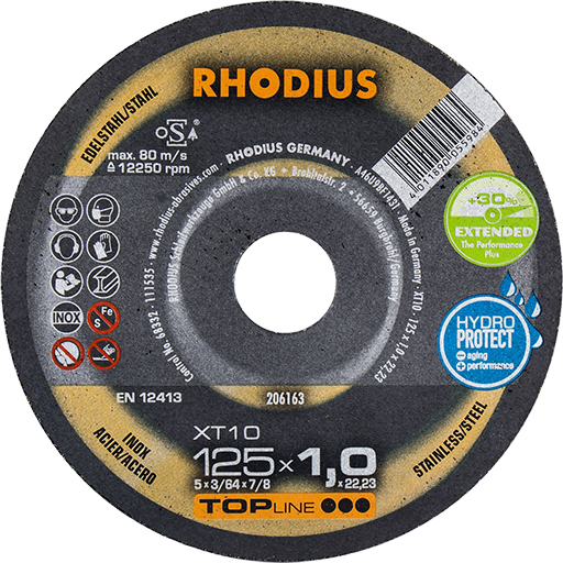 RHODIUS XT10 EXTENDED