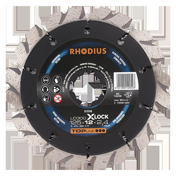 RHODIUS LD300 X-LOCK