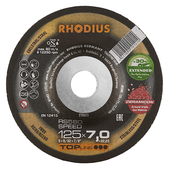 RHODIUS RS580 EXTENDED