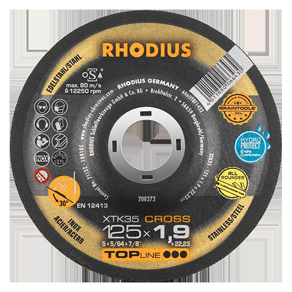 RHODIUS XTK35 CROSS