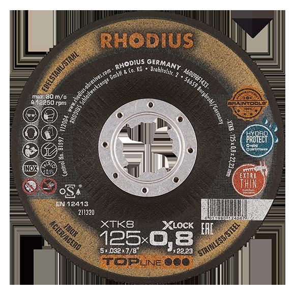 RHODIUS XTK8