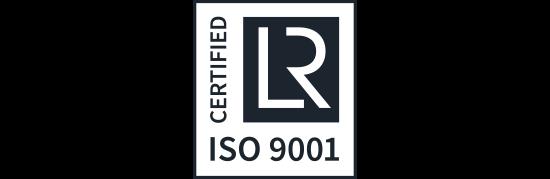 Logo - ISO 9001 zertifiziert