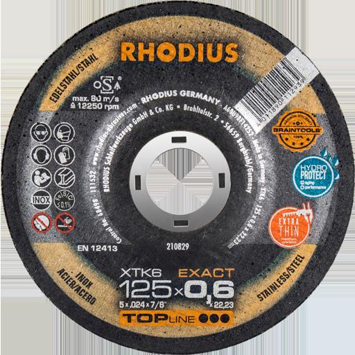 RHODIUS XTK6 EXACT