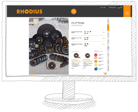 Image - Rhodius digital Catalogue 20/21